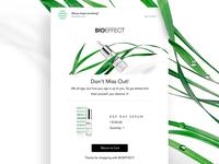 BIOEFFECT Email Marketing