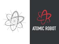 Atomic Robot Logo Concept