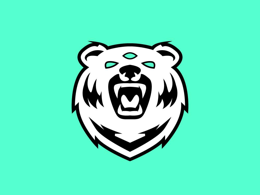 MintGreenSeer streamer illustrator branding brand logo steam xbox ps4 pc identity gamer eyed three grizzly prophet seer green mint