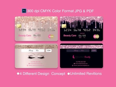 Credit card style luxury business card design graphic design thank you card modern business card luxury business card business card business card design