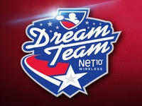 AFL Dream Team (All-Star Dance Team) Logo