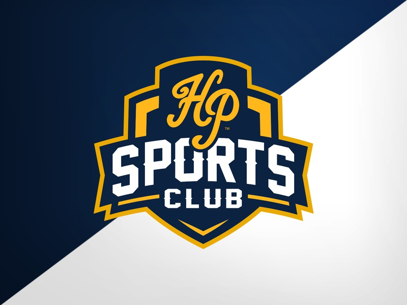 Highland Park (TX) Sports Club crest sports club illustration high school identity logo branding athletics