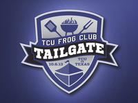 TCU Frog Club Tailgate Logo