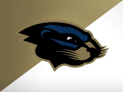 Cal State - Monterey Bay Otters Concept otter design vector ncaa college university identity logo branding athletics