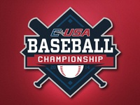 C-USA Baseball Championship Logo