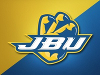 JBU Golden Eagles - Secondary Logo