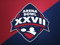 AFL Arena Bowl Championship Logo
