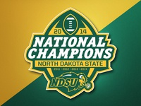 NDSU Football 2014 National Championship