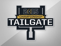 College Football Championship - Tailgate