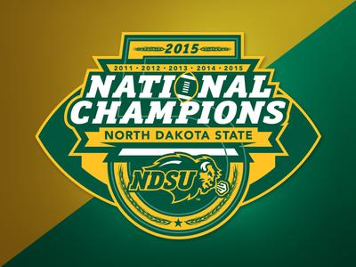 NDSU Football 2015 National Championship