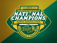 NDSU Football 2015 National Championship