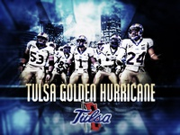 Tulsa Golden Hurrican Football