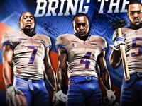 Boise State Football - Facebook Cover