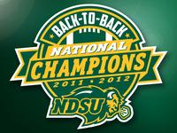 NDSU National Championship Logo
