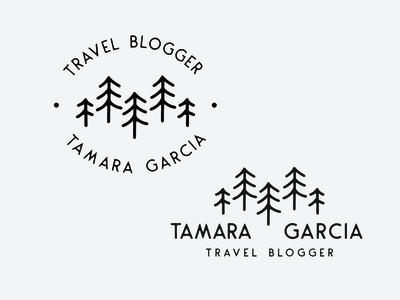 Minimal Forest Logo design branding logo design logo vector art vector illustration graphic design