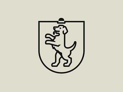 EnglishLab WIP crest dog labrador lab