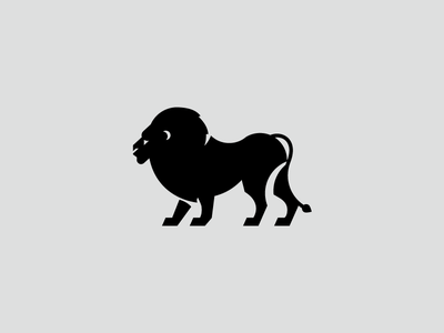 In search of the perfect lion logo lion