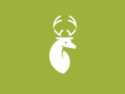 Another deer deer logo