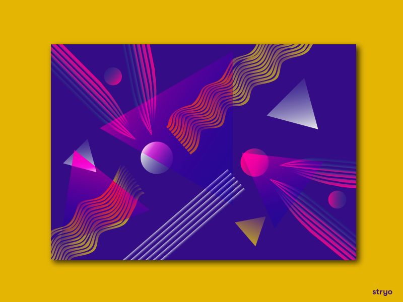 02: Composition composition fluid website web ux animation lines illustration abstrack vector dribbble design abstract art