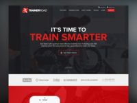 TrainerRoad Homepage Mockup Variation 3