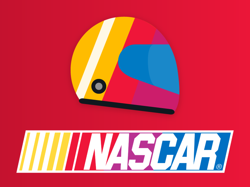 Nascar Icon By Goran Milovanovic Dribbble Dribbble
