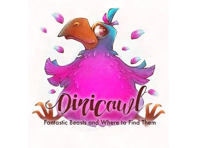 diricawl creature fantastic beast bird
