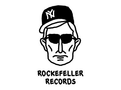John D. Hovah heytvm illustration black and white rockefeller john d. hovah
