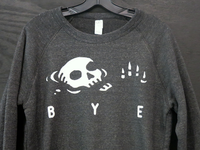 B Y E