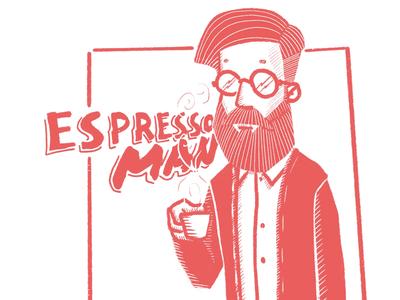 Espresso Man