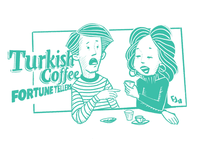 Turkish Coffee Fortune Tellers