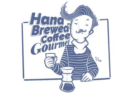 Hand Brewed Coffee Gourmet