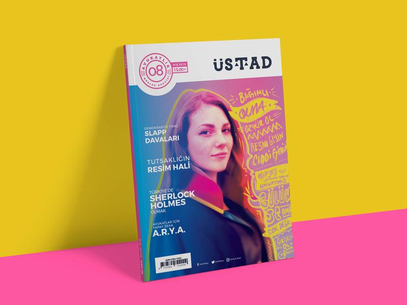 8th issue of Ustad Magazine
