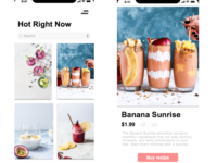 Smoothie App Project