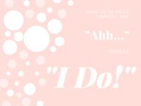 Spa Bridal Shower Invite