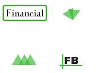 Financial Bank Logos, pt. 2
