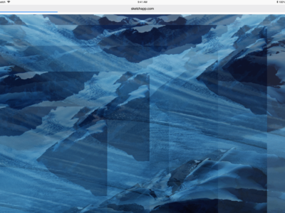 Brutalist Website Design 1 black blue sketch art website concept ui website design