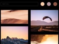 Color Picker Concept Website 1