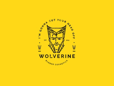 Wolverine The Barber