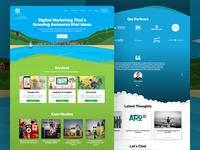 Aro Digital - Homepage