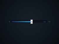 Audio slider