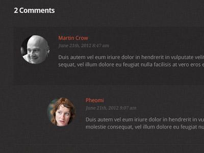 Comments texture comments website circle circular design dribbble dark theme dark black gray