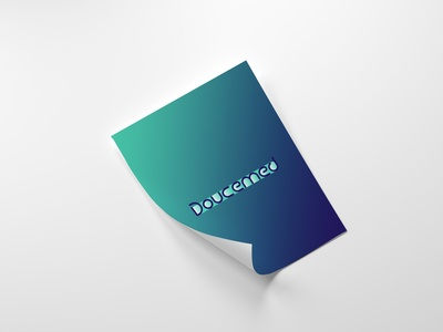 DOUCEMED: logo design