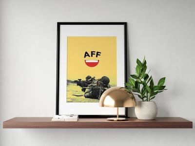 AFF: logo design