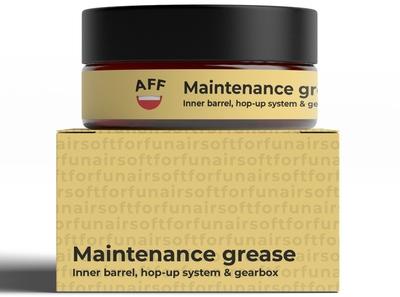 AFF: packaging design mockup
