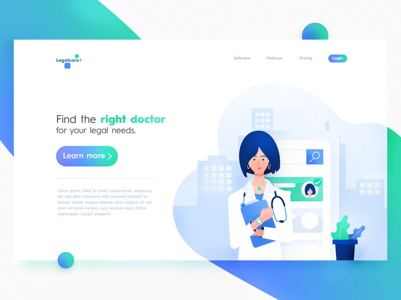 Conecpt Page - Medical