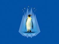 Penguin Low Poly