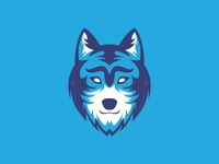 Wolf Logo Illustration