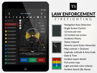 Law Enforcement | Firefighting Concept