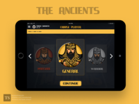 The Ancients | Game (V2)
