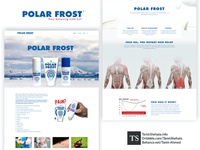 Polar Frost Website